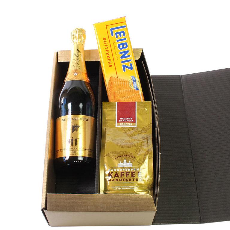 Hannover paket mit bruchmeister sekt for Souvenir shop hannover