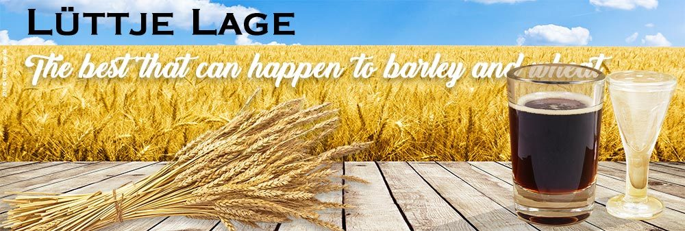Lüttje Lage - the best that can happen to barley or wheat