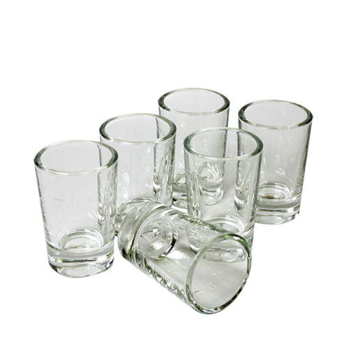 Lüttje Lage Beer-Glass for hire (6 Glasses)