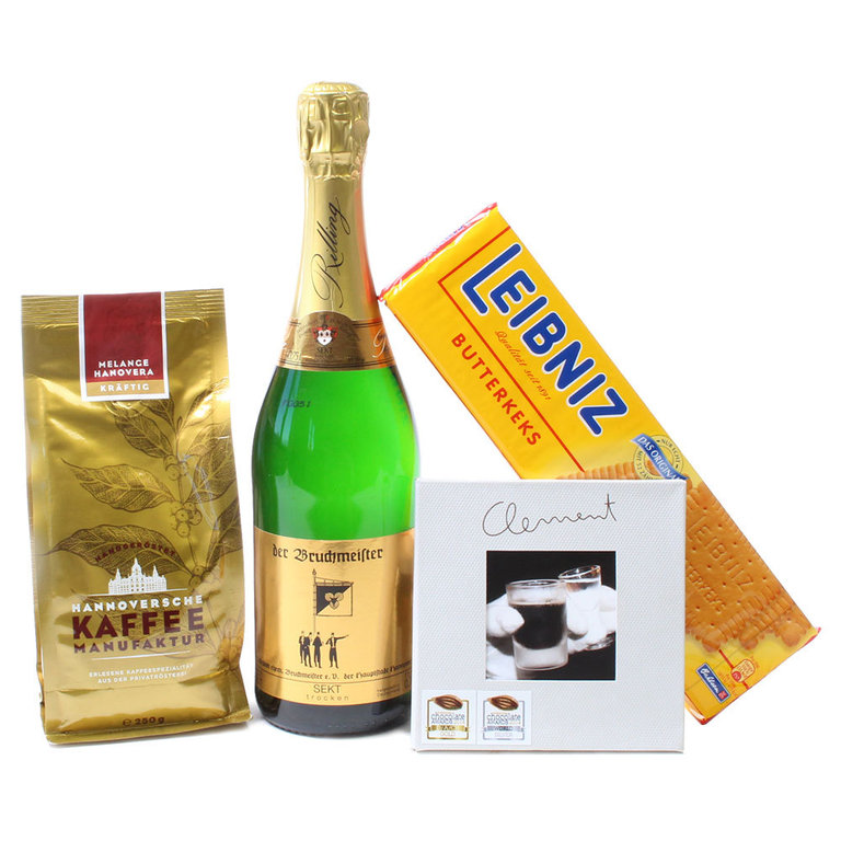 Typisch hannover sekt set luettje for Souvenir hannover