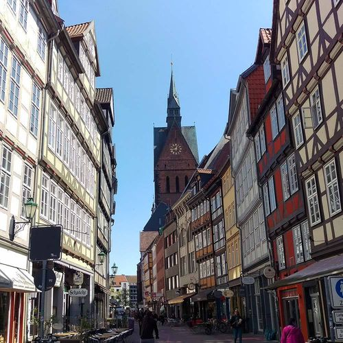Hannover Walking & Sightseeing Tour