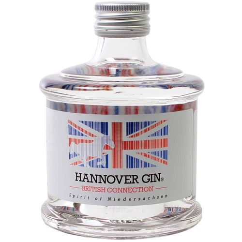 Hannover Gin - British Connection - 0,2 l