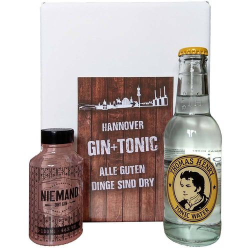 Hannover Gin Starter (personalisierbar)